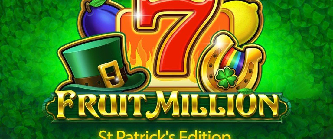 BGaming launches St. Patrick's Day-themed Fruit Million slot game