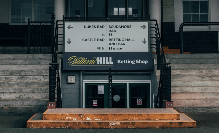 Ireland looks on as English and Welsh betting shops reopen